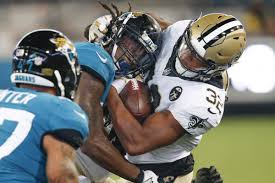 Jonathan Williams Clawing His Way Up The Saints Rb Depth