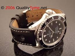 leather bracelets for your rolex archive rolex forums rolex watch forum
