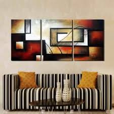 clay alder home hand painted 3 piece gallery wrapped canvas art set on matching canvas wall art with buy matching sets canvas online at overstock our best