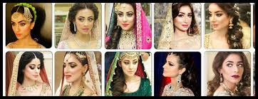 mahrose beauty parlor bridal wedding showcase