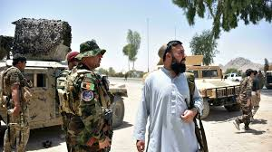 11, 2001, attacks, which al. Fighting Rages In Afghanistan As Us Uk Accuse Taliban Of Massacring Civilians In Border District