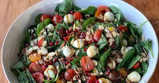 easy christmas green salad recipe vj