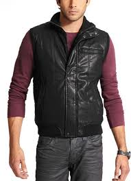 GUESS Faux Leather Quilted Vest | Where to buy & how to wear & ... GUESS Faux Leather Quilted Vest ... Adamdwight.com