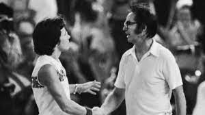 These Were Bobby Riggs' Last Words to Billie Jean King - YouTube
