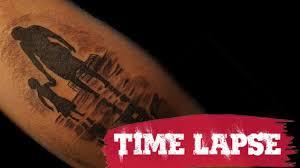 Dad Son Love Tattoo Timelapse Sunny Khandait Buzzinka Tattoos Mumbai