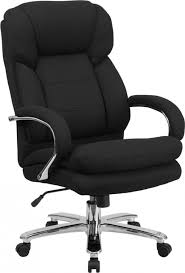 office chair material. Quick View · Husky Office® Samson Series Big \u0026 Tall 24/7 500 Lb Black Fabric Executive Office Chair Material S