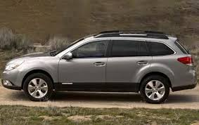 2011 Subaru Outback - Information and photos - ZombieDrive
