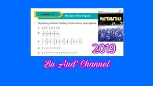 Ada kunci jawaban nya gk.mksh. Kunci Jawaban Matematika Kelas 9 Kurikulum 2013 Semester 1 Latihan 11 Sanjau Soal Latihan Anak