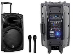 portable speakers with microphone. portable speaker with microphone speakers ponsonby sound hire