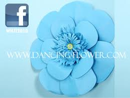 Paper Flower Template Free Cheap Customized Free Giant Paper Flower Patterns Sale Wfah 01