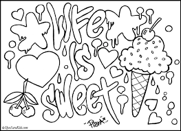 Small Picture Cool Coloring Pages To Print For Free Coloring Pages