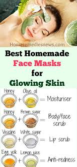 diy hair masks and face masks 2017 2018