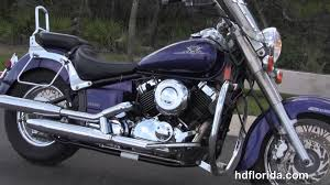 used 2003 yamaha v star 650 classic motorcycles for sale youtube