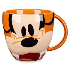 Joffrey's coffee & tea co. Disney Coffee Cup Mousewares Goofy Face Mug