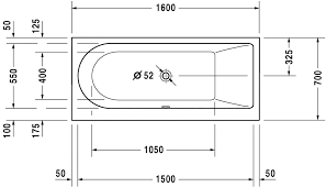 bathtub design standard size designs