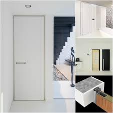 modern interior door. Modern Interior Doors With A Minimalist Block Door Frame I