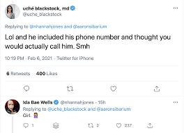 Nikole Hannah-Jones Scrubs Social Media ...