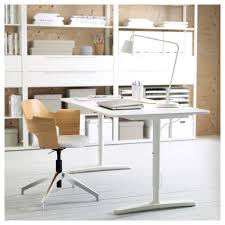 ikea office furniture ideas. Cozy Ikea Home Office Design Ideas 7074 Furniture Bekant Desk White Elegant
