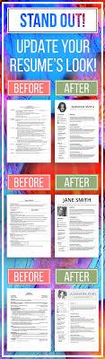Resume Template Modern Resume Simple Resume Clean Resume Cool