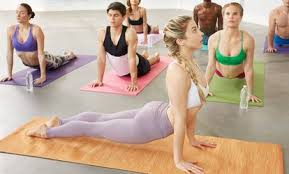 groupon up to 52 off hot yoga cles at evolv strong