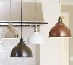 Copper Kitchen Lighting Kitchen Copper Pendant Light Kitchen Within Charming Copper