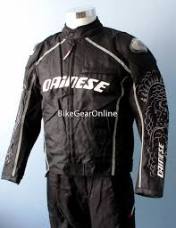 dainese jacket and pants new