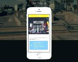 Mobile Template Free Download App Lander Responsive