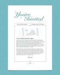 Formal Invitation Event Announcement Sample Danielmelo Info