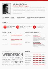 14 Stunning Examples Of Creative Cv Resume Cool Resumes Cv