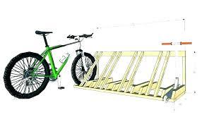 bike rack ideas for home wood bike rack wooden bike rack plans wood bike rack design