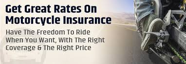 motorcycle insurance companies michigan quotes