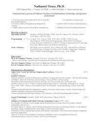 Software Engineer Resume Samples Interesting Software Engineer Resume Samples Engineer Resume Sample Software