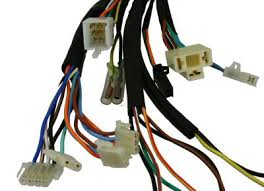 wiring harness electrical street scooters partsforscooters Cy50a Wiring Diagram gy6 scooter wire harness taotao cy50a wiring diagram
