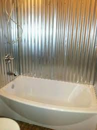 porcelain on steel bathtub our bathroom tub surround porcelain on steel bathtubs vs cast iron aloha