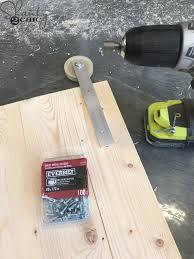 barn door hardware diy. Simple Barn DIY Barn Door Hardware On Diy O