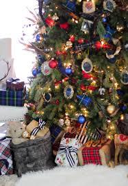 Plaid Christmas Tree Michaels Makers The Preppy Tree Plaids And Tartan