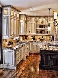 Rustic Kitchen Cabinets Images