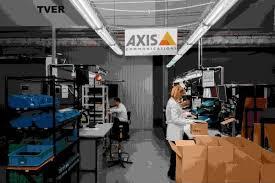 <b>Axis</b> расширяет ассортимент производимых в России <b>видеокамер</b>