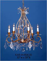 crystal chandelier cat 2125 6 21chandelier graham s lighting memphis