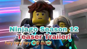 Lego Ninjago Staffel 12 Teaser Trailer 2! - YouTube