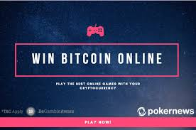While you play we will be rewarding every second of your. 40 Bitcoin Games To Earn Cryptocurrency Playing Online Pokernews