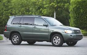2005 Toyota Highlander - Information and photos - ZombieDrive