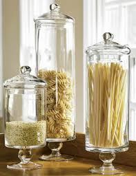Kitchen Decorative Filled Jars Craftionary 21
