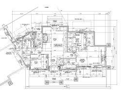 architecture building drawing. 2D AutoCAD House Plans Residential Building Drawings CAD Architecture Drawing L