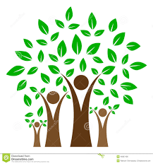 famiy tree family tree stock vector illustration of ecology concord 46897498