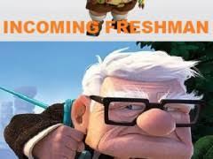 Incoming Freshman Outgoing Senior | WeKnowMemes via Relatably.com