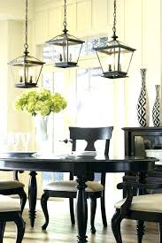 what size chandelier for dining room chandelier fresh linear