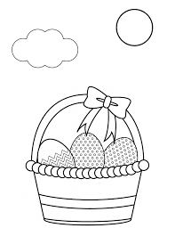 This will not just help them to become creative but will learn how. 20 Best Easter Coloring Pages For Kids Easter Crafts For Children
