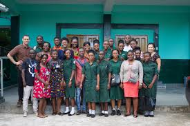 Scholarships provide Liberian nursing students opportunities for a ...