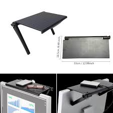 1Pcs <b>Multi functional Storage Rack TV</b> Computer LCD Display Rack ...